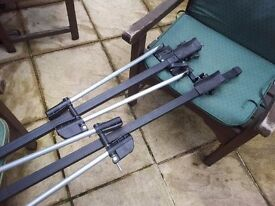 Bicycle Roof Bars