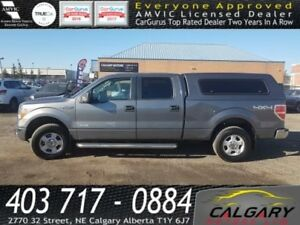 2013 Ford F-150 4WD SuperCrew