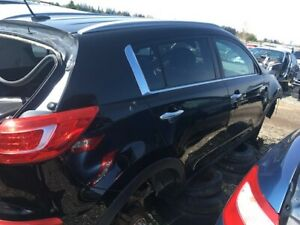 2010-15 KIA SPORTAGE COMPLETE SUV FOR PARTS ONLY