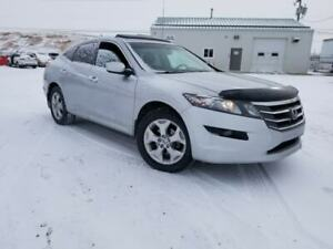 2010 Honda Accord Crosstour EX-L AWD Hatchback
