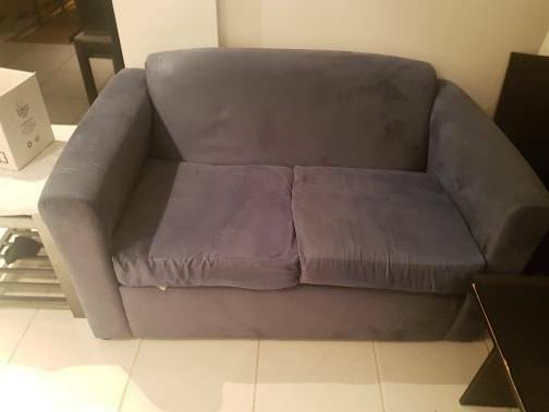 Groovy 2 Seater Sofas X2 Sofas Gumtree Australia Townsville Alphanode Cool Chair Designs And Ideas Alphanodeonline