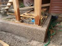 Maijex construction services /concrete finishers and demolition
