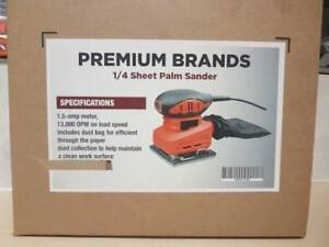Premium Brands 1/4 Sheet Palm slander 1.5 AMP