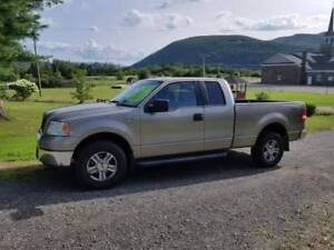 2006 Ford F-150 Truck 4x4 Snow Plow New Tires