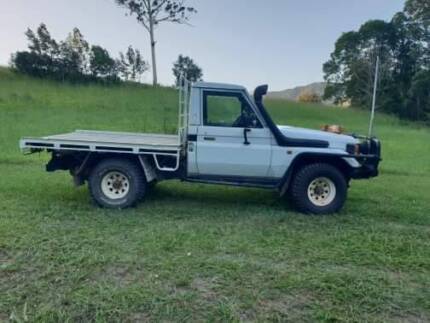 1999 Toyota LandCruiser Thora Bellingen Area Preview