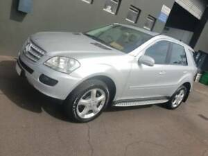 2007 Mercedes-Benz ML SUV