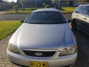 2004 Ford Falcon Wagon great car Appin Wollondilly Area Preview