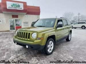 * 2012 JEEP PATRIOT NORTH 4X4, INSPECTION & WARRANTY INCLUDED *