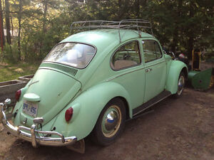 West Coast 1967 Beetle