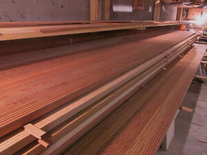Cedar strips for Paddleboards, Canoes, Kayaks & Rowboats London Ontario image 4