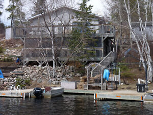 Waterfront cottage for sale