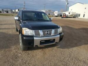 2005 Nissan Titan- price reduced