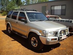 1997 Nissan Pathfinder Wagon Alice Springs Alice Springs Area Preview