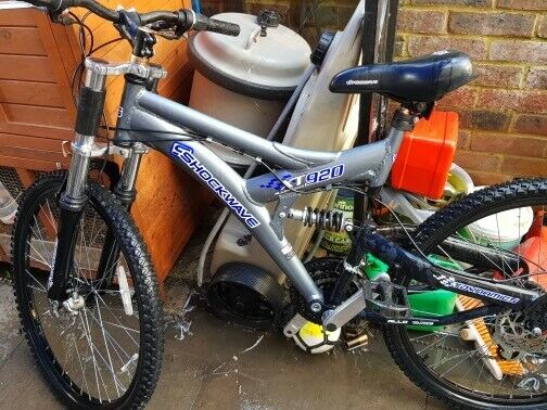 Used, Shockwave mountain bike for sale  Calcot, Reading