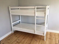 BRAND NEW SOLID PINE BUNK BEDS. Free delivery in Exeter