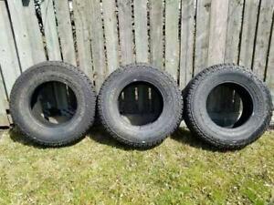 3 Multirac Tires