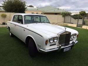 1972 Rolls-Royce Silver Shadow Sedan Bayswater Bayswater Area Preview