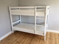 NICE BRAND NEW SOLID PINE BUNK BEDS IN LOW PRICES. FREE DELIVERY IN EXETER