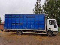Iveco lorry