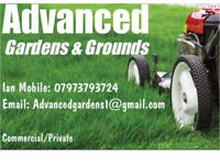 Advanced Gardens & Grounds