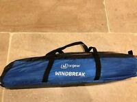 Windbreak 4 poles - light weight - easy erect - hi gear