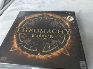 Theomachy: The Warrior Gods (Board Game) [Brand New]