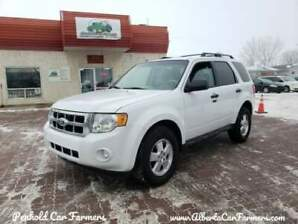 * 2012 FORD ESCAPE XLT 4X4, 6 MONTH WARRANTY & INSPECTION INC * XLT 4X4, 6 MONTH WARRANTY & INSPECTI