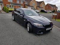 2011 BMW 535 3.0TD auto msport spares or repairs