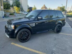 2010 Range Rover Sport Autobiography (Super Charged)