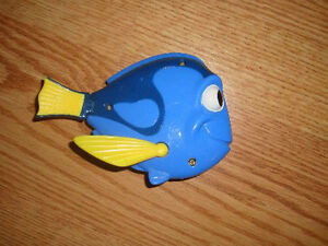 Like New Electric Finding Nemo Toy Dory - $2