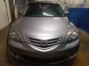 2006 Mazda 3 Hatchback $2,000.00