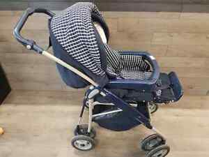 Peg Perego Stroller with cover
