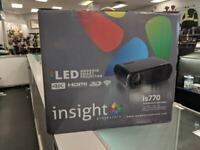 Insight Is770 LED 4K / 3D Projector