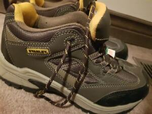 New Stanley CSA approved Safety boots