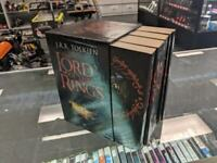Lord of the Rings Books by J.R.R. Tolkein Winnipeg Manitoba Preview