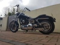 Harley Davidson FXDL low rider very good condition for its age.