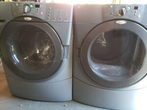 Whirlpool Duet Washer Dryer