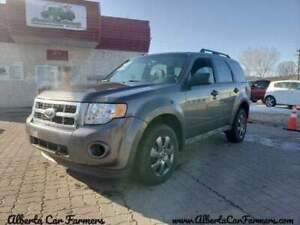 * 2011 FORD ESCAPE XLT, 6 MONTH WARRANTY & INSPECTION INCLUDED X