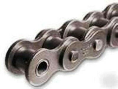 100-1r X 10ft Riveted Roller Chain With 1 Connecting Link 100 1 14 Pitch