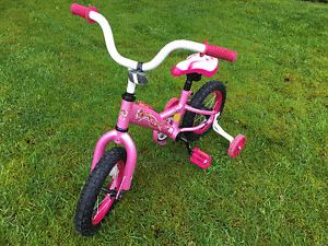 Louis Garneau girl bicycle