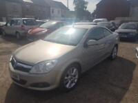 Vauxhall/Opel Astra 1.9CDTi 16v ( 150ps ) Coupe 2008MY Twin Top Design