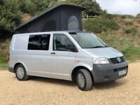 VW Transporter 2005 band new campervan conversion