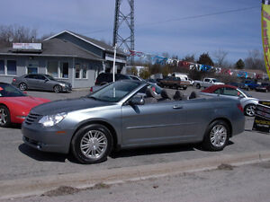 Now $6595, SAVE $2,000 '08 Chrysler Sebring Touring  Convt.