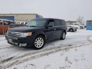 2009 Ford Flex SEL AWD, 7pass, fully loaded, pano roof