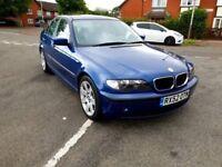 BMW 316 petrol 2002 FACE LIFT