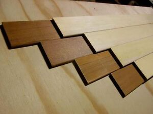Cedar strips for Paddleboards, Canoes, Kayaks & Rowboats