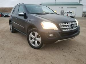 2009 Mercedes-Benz M-Class 3.0L BlueTEC AWD Low Km