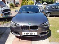 BMW 116i 2014 5door SPORT