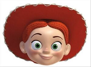 Jessie from Toy Story Official Disney Single Fun Card ...
