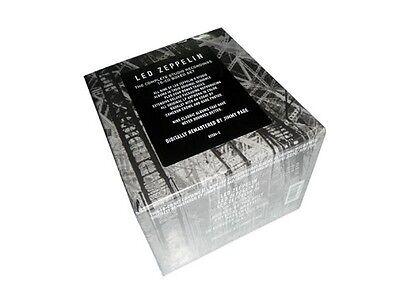 NEW LED ZEPPELIN CD 10 CD BOX SET BRAND NEW SEALED